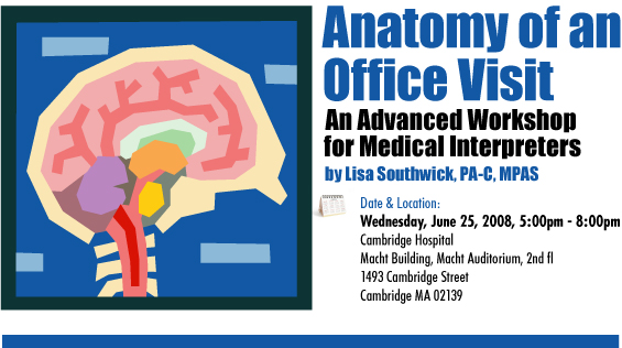 Anatomy of an Office Visit